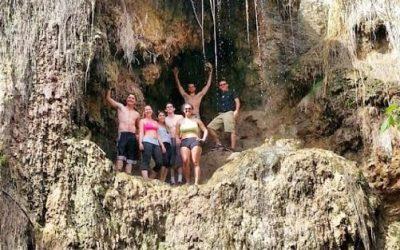 Hiking Waterfalls in Malibu
