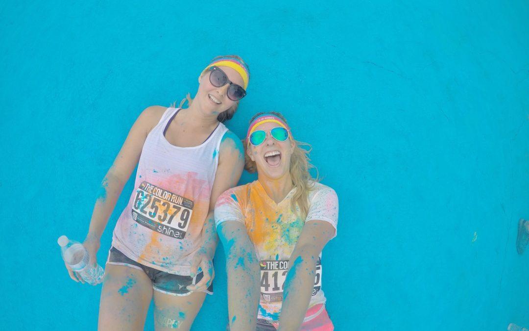 Color Run LA